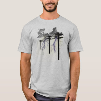 Electricity. T-Shirt