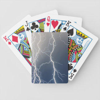 Electrifying!! Bicycle Playing Cards