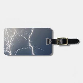 Electrifying!! Luggage Tag