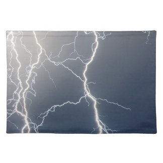 Electrifying!! Placemat
