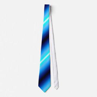 ELECTRO BLUES TONES NECK TIE