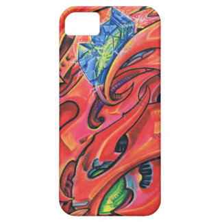 """""""Electro Crystal Mech"""" iPhone 5 Cases"""