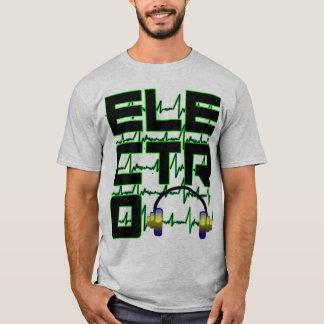Electro Headphones T-Shirt