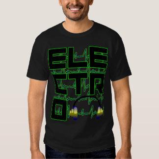 Electro Headphones T-shirts