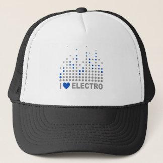 Electro Trucker Hat