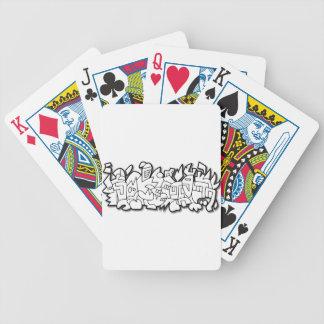 Electrofish Bicycle Playing Cards