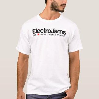 ElectroJams - We Love Electronic Music T-Shirt