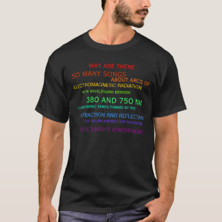 Electromagnetic radiation T-Shirt