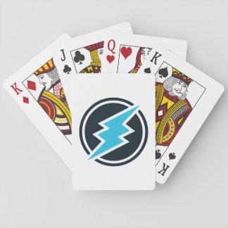 Electroneum Playing Cards