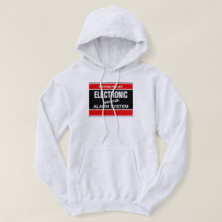 Electronic Alarm System Hoodie