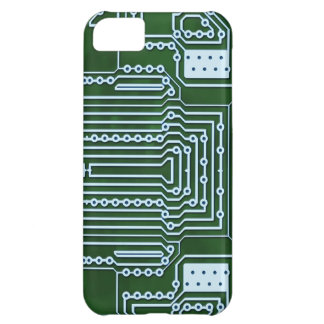 Electronic board iPhone 5C case
