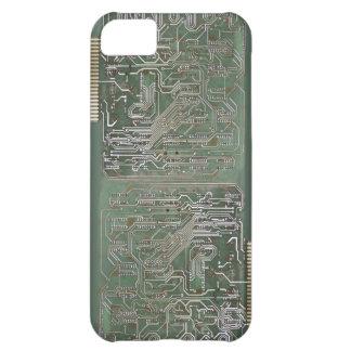 Electronic Circuit iPhone 5C Cases