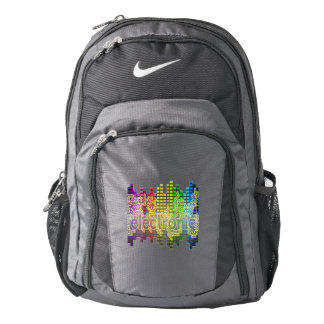 Electronic Dance Music Backpack-Bass Down Low Backpack