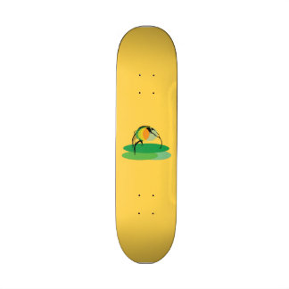 Electronic Flesh Skate Boards