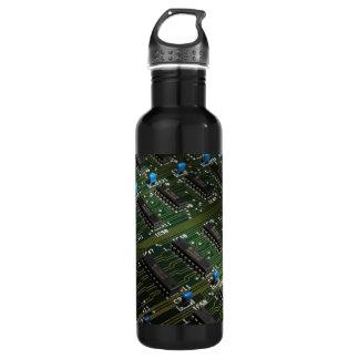 Electronic Geekery 710 Ml Water Bottle