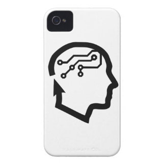 Electronic head Case-Mate iPhone 4 cases