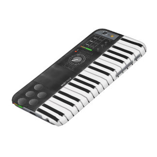 Electronic Keyboard Barely There iPhone 6 Case
