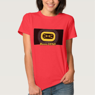 Electronic Music DNA Style Design Tees