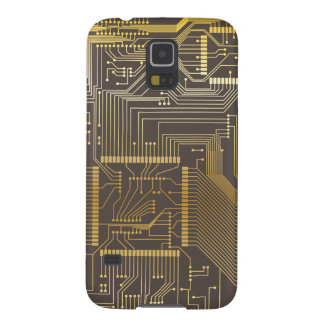Electronic PCB Galaxy S5 Cover