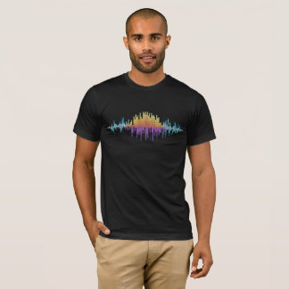 Electronic Sunrise T-Shirt