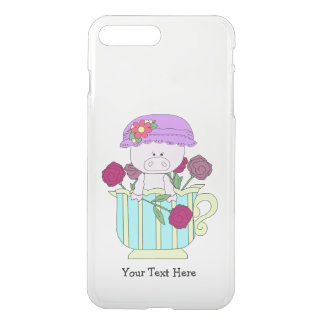 Electronic Template Vertical iPhone 7 Plus Case
