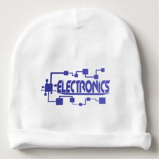 Electronics Baby Beanie