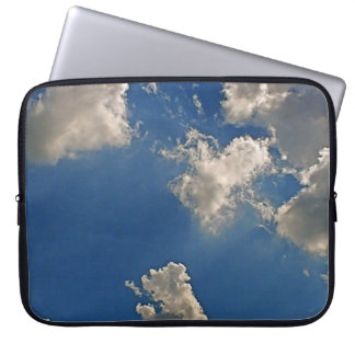 Electronics Bag- Clouds Laptop Sleeves