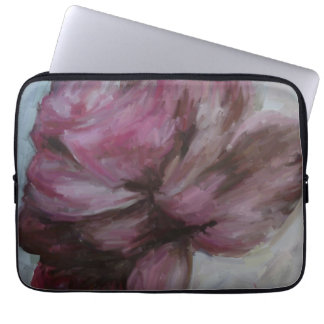 Electronics Bag, Rose, Oil painting Computer Sleeve