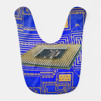 Electronics Circuit Board Bib