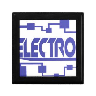 Electronics Gift Box
