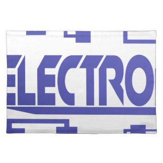 Electronics Placemat