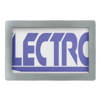 Electronics Rectangular Belt Buckles