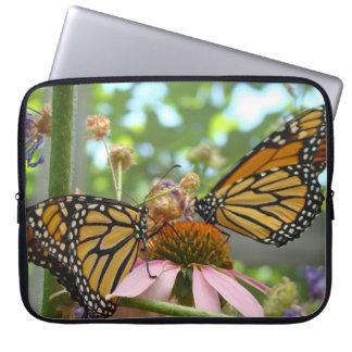 Electronics Sleeves Monarch Butterflies Laptops Laptop Computer Sleeve