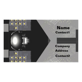 ElectroTech - Business Pack Of Standard Business Cards