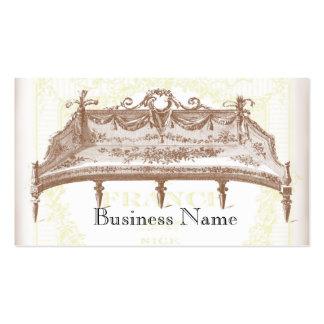 élégance 2 pack of standard business cards