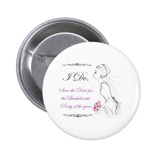 Elegance_bachelorette party button