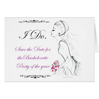 Elegance_bachelorette party card