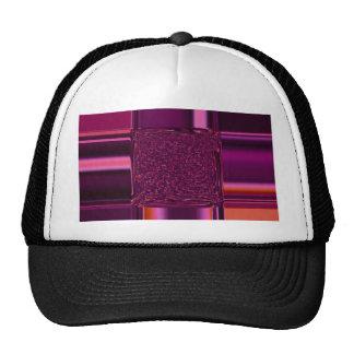 elegance bordeaux hat