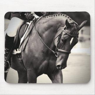 Elegance - Dressage Horse Mouse Pad
