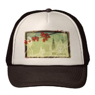 Elegance Mesh Hats