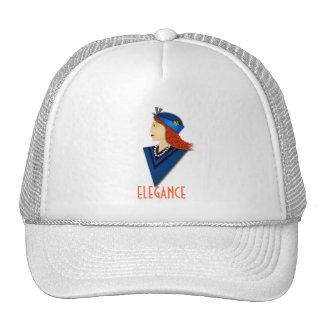 Elegance is the New Beauty Trucker Hat