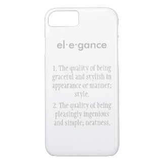 Elegance Phone Case