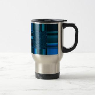 elegance turquoise mug
