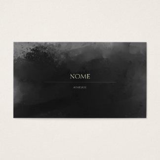 Elegant 3 Gray Business Card