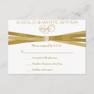 Elegant 60th Birthday Party Invitations RSVP Card