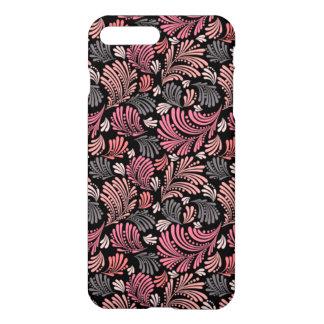 Elegant Abstract Floral Flourish Pattern Ladies iPhone 8 Plus/7 Plus Case