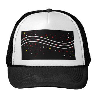 Elegant abstraction cap