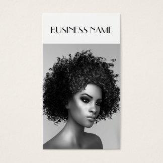 Elegant Afro Hair