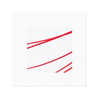 Elegant / amaliris canvas print