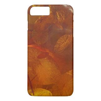 Elegant amber pattern iPhone 8 plus/7 plus case